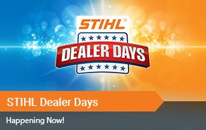 STIHL Dealer Days Are Happening Now!